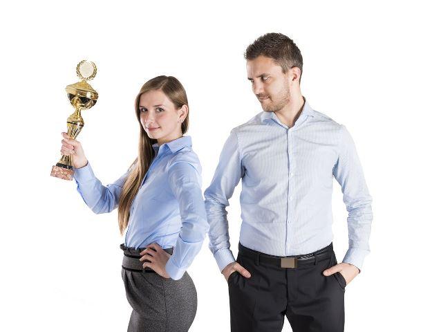 Erfolgreich durchs Assessment Center? Eine Frage der persönlichen Einstellung (Foto: Halfpoint/ Fotolia.com)