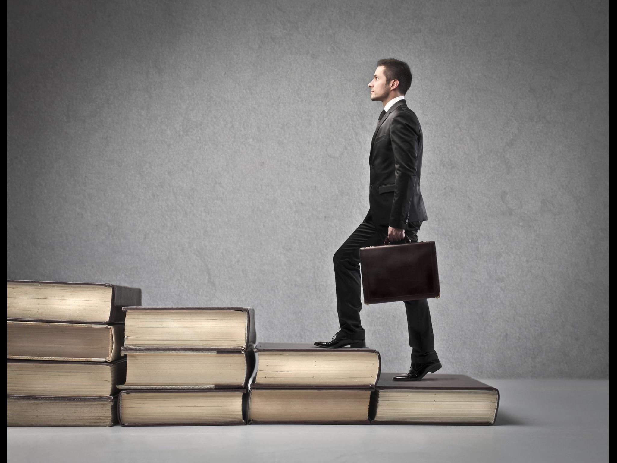 Man lernt nie aus. Das gilt auch und inbesondere für Chefs (Foto: olly/ Fotolia.com)