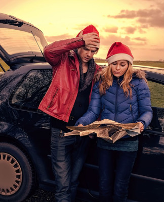 Weihnachten - Fest des Friedens oder Frustes? Auf die Perspektive kommt es an (Foto: Vitabello1/ Shutterstock)