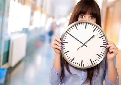 Der Zeit voraus? (Foto: Aaron Amat/ Shutterstock)