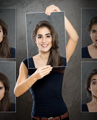 Gut oder böse? Eine Frage des Charakters und der inneren Einstellung... (Foto: lassedesignen/ Shutterstock)