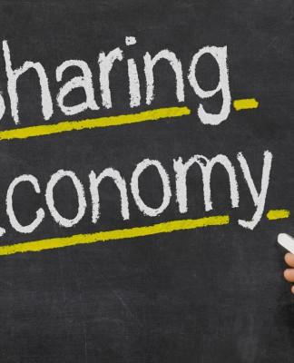 Du und Ich, Ich und Du - Ganz so philantroph ist sie nicht, die Sharing Economy (Foto: Zerbor/ Shutterstock)