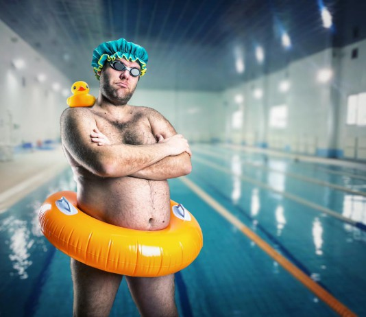 Leistungssport, mit Six-Pack oder Speck? Sport jedenfalls tut meistens gut... (Foto: Nomad_Soul/ Shutterstock)