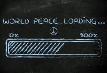 Wie wäre es mit dem Ausbruch des ersten Weltfriedens? (Foto: faithie/ Shutterstock)