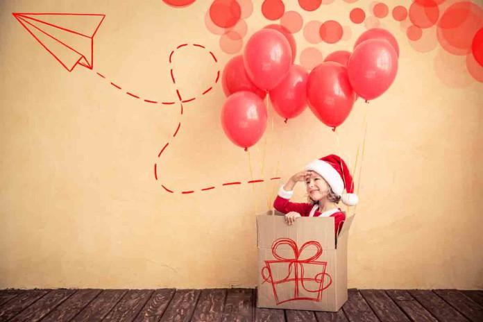 Lass' dich überraschen! (Foto: Sunny studio/ Shutterstock)