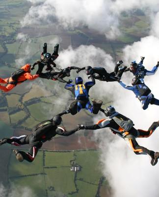 Networking auf 4.000 Metern, wie wär's? (Foto: Joggie Botma/ Shutterstock)