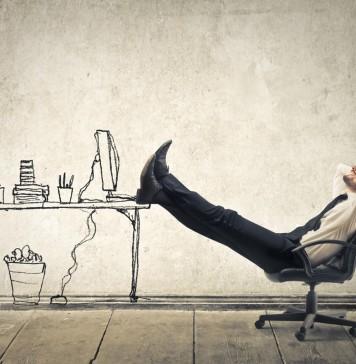 Eigener Chef sein! Traum finanzieller Freiheit - manchmal dauert er ein bisschen länger (Foto: Ollyy/ Shutterstock)