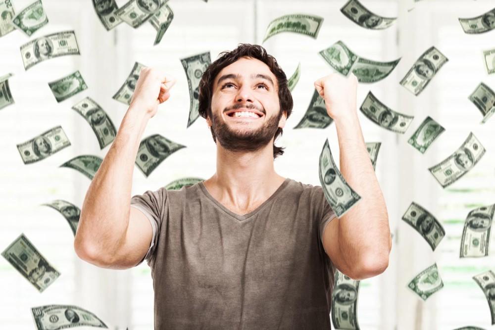 Geld - Segen und Regen. Woher kommt's? (Foto: Minerva Studio/ Shutterstock)