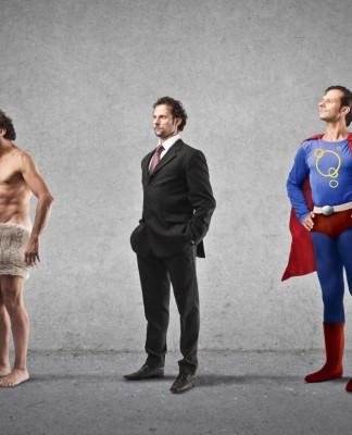 Entdecke den Superman in dir! Du hast dafür ein ganzes Leben lang Zeit... (Foto: Ollyy/ Shutterstock)