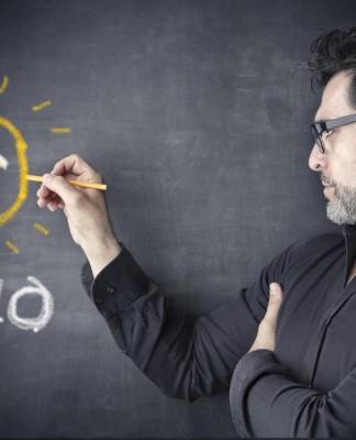 Das Undenkbare denken, keine Denkverbote! Entdecke den Tüftler in dir... (Foto: Ollyy/ Shutterstock)