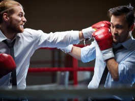 Boxen, aber richtig! Fairplay und Teamgeist, damit geht so einiges... (Foto: Pressmaster/ Shutterstock)