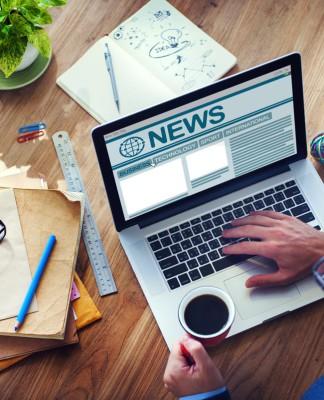 Grüne Nachrichten, kommen meist gut an... (Foto: Rawpixel.com/ Shutterstock)