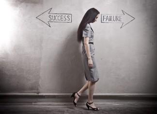 Glück gehabt oder ein Fail? Meist eine Gratwanderung, irgendwas stimmt nicht. Zeit zum Umdenken... (Foto: Suchota/ Shutterstock)