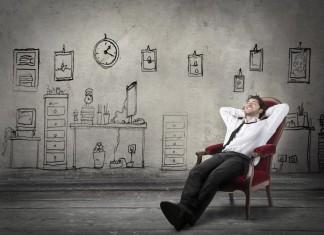 Räume zum Denken, zum Arbeiten? 4 Wände im Kopf oder tatsächlich... (Foto: Ollyy/ Shutterstock)