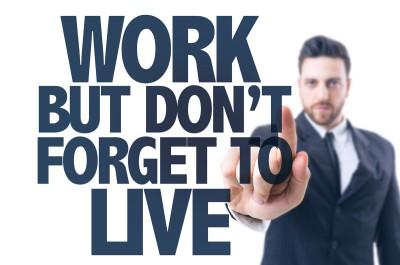 Eben noch die Welt retten? Work-Life-Balance (Foto: Gustavo Frazao/ Shutterstock)