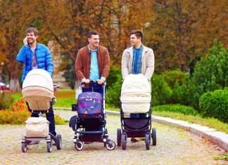 """Männer, möglicherweise die besseren """"Muttis""""? Why not., sie können es zumindest genauso gut, meine Meinung... (Foto: Olesia Bilkei/ Shutterstock)"""