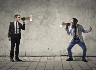 Gut drauf? Begeisterung hilft, voranzukommen... (Foto: Ollyy/ Shutterstock)