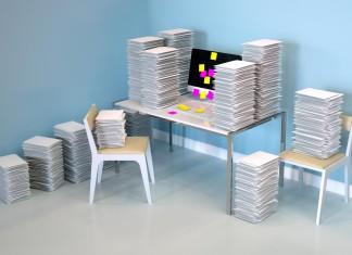 Und. Schreibtisch aufgeräumt? (Foto: Boogaloo/ Shutterstock)