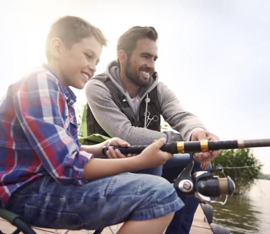 Mach' dein eigenes Ding und geh' angeln, schon angebissen? (Foto: gpointstudio/ Shutterstock)