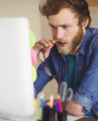 Tüftlergeist statt Routinemühle - mit Leidenschaft dabei, im Job wie privat... (Foto: wavebreakmedia/ Shutterstock)