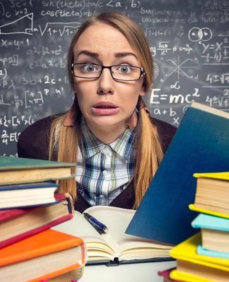 Qual der Wahl? Bücher zur Berufswahl gibt's genug... (Foto: Lucky Business/ Shutterstock)