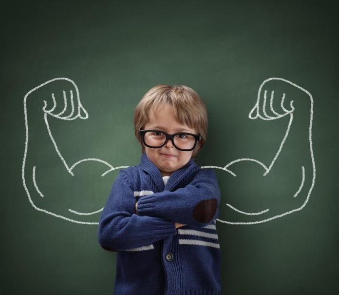Groß oder doch ganz klein? Eine Frage des Selbstwertgefühls... (Foto: Brian A Jackson/ Shutterstock)