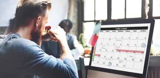 Sei dein eigener Chef, mach' deine Termine selbst. Agil managen... (Foto: Rawpixel.com/ Shutterstock)