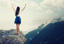 Wir wollen frei sein. Die Welt steht uns offen - und manchmal liegt sie uns auch zu Füssen. Was uns wichtig ist... (Foto: lassedesignen/ Fotolia.com)