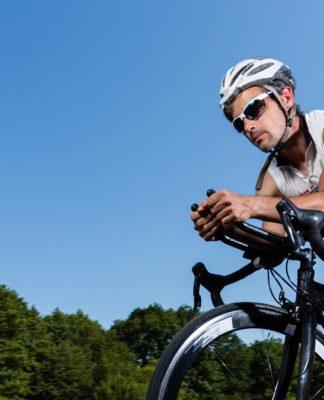 Es muss ja nicht gleich der Triathlon sein - dennoch: erst das Fieber, dann die Technik - gilt auch fürs Start-Up... (Foto: Stefan Schurr/ Fotolia.com)
