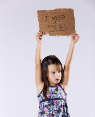 Früh übt sich. Wir studieren, tippen Bewerbungen, geben beruflich Vollgas. Unsere Generation... (Foto: