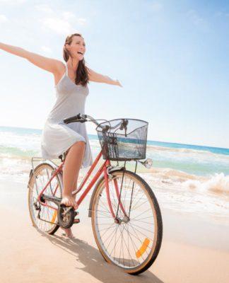 Glück, das bedeutet vor allem auch: Freiheit... (Foto: detailblick-foto/ Fotolia.com)