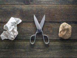 Schere, Stein oder Papier? Meist sind Entscheidungen etwas komplexer... (Foto NN/ Shutterstock)