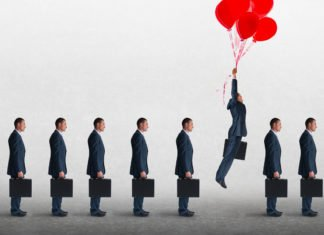 Keiner will austauschbar sein. Sich von der Masse abheben - ein Bedürfnis, was Arbeitnehmer ebenso teilen wie ihre Arbeitgeber (Foto: eelnosiva/ Shutterstock)