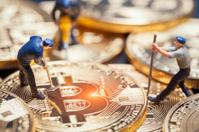Kryptowährungen, die neue Goldmine? Trotz Crash-Prognosen... (Foto: Morrowind/ Shutterstock)