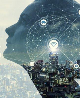Intelligenz - analog im Kopf, digital vernetzt. Noch sind wir KI voraus, zumindest im Bereich der Empathie. Doch das könnte sich bald ändern... (Foto: metamorworks/ Shutterstock)