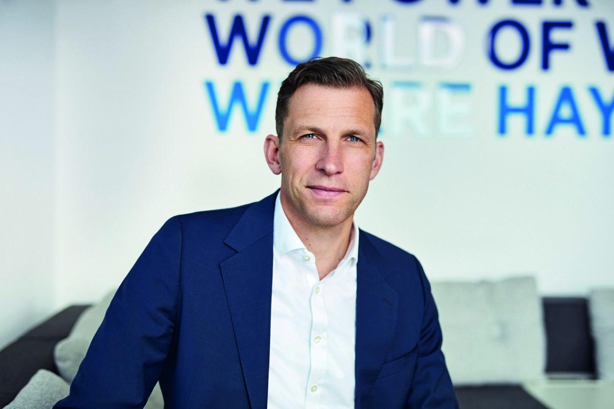 Hays-Vorstand Christoph Niewerth (Foto: NN/ Privat)