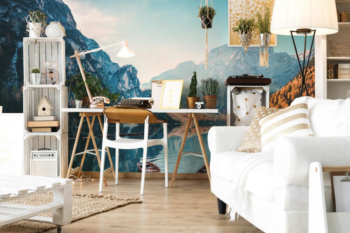 "Vintage ""scandi room"" (Foto: myloveview.de)"